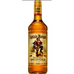CAPTAIN MORGAN SPICED GOLD 0,7