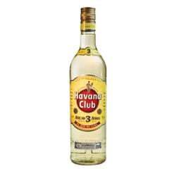 HAVANA CLUB 3YO 0,7