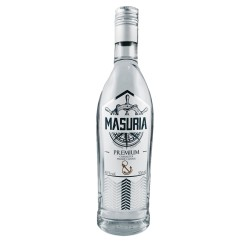 MASURIA WÓDKA 40% 0,5