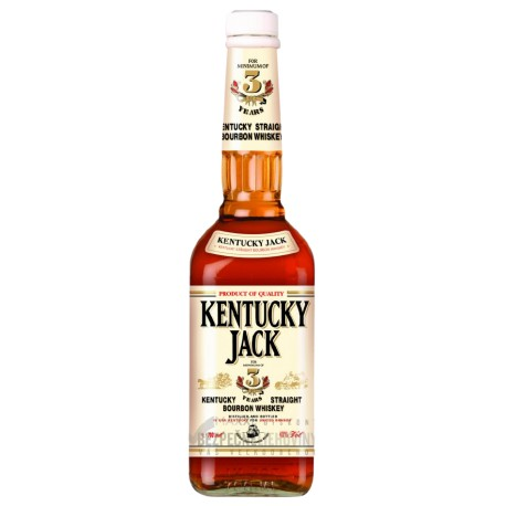 KENTUCKY JACK BOURBON 0,7L